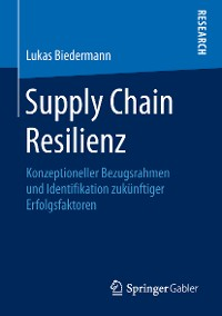 Cover Supply Chain Resilienz