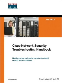 Cover Cisco Network Security Troubleshooting Handbook