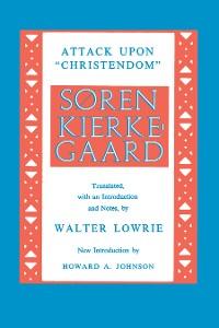 Cover Attack upon Christendom