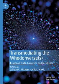 Cover Transmediating the Whedonverse(s)