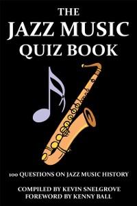 Cover Jazz Music Quiz Book