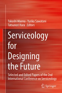 Cover Serviceology for Designing the Future