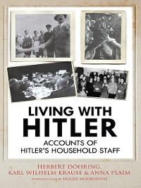 Cover Living with Hitler