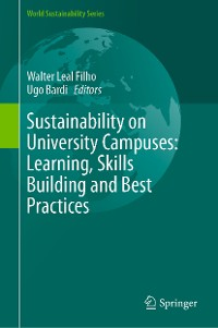 Cover Sustainability on University Campuses: Learning, Skills Building and Best Practices