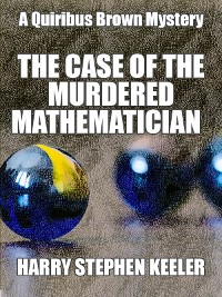 Cover The Case of the Murdered Mathematician