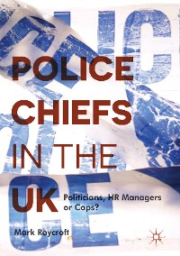 Cover Police Chiefs in the UK