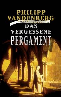 Cover Das vergessene Pergament