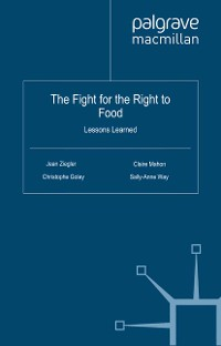 Cover The Fight for the Right to Food