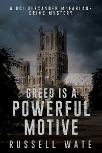 Cover Greed is a Powerful Motive