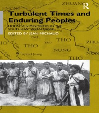 Cover Turbulent Times and Enduring Peoples