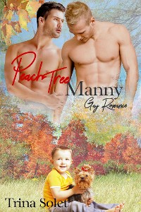 Cover Peach Tree Manny (Gay Romance)