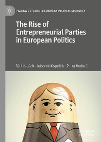 Cover The Rise of Entrepreneurial Parties in European Politics