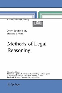 Cover Methods of Legal Reasoning