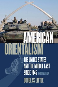 Cover American Orientalism