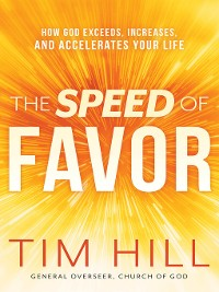 Cover The Speed of Favor