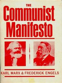 Cover The Manifesto of the Communist Party