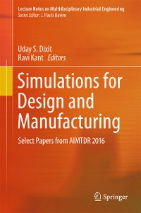 Cover Simulations for Design and Manufacturing