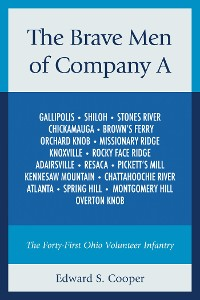 Cover The Brave Men of Company A