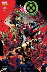 Cover X-Men: House of X & Powers of X, Band 3