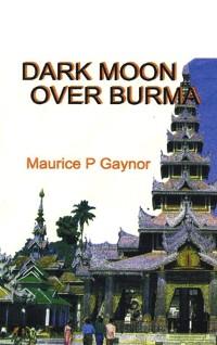 Cover DARK MOON OVER BURMA