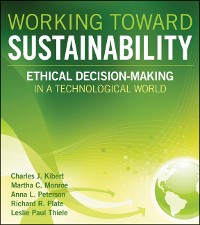 Cover Working Toward Sustainability