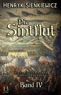 Cover Die Sintflut. Band IV