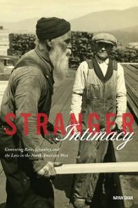 Cover Stranger Intimacy