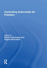 Cover Controlling Automobile Air Pollution