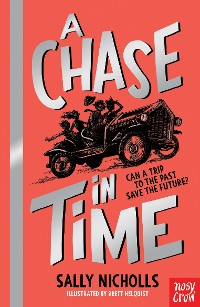 Cover A Chase in Time
