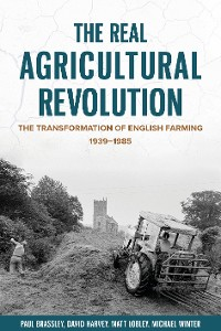 Cover The Real Agricultural Revolution