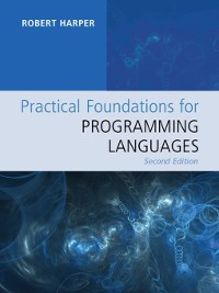 Cover Practical Foundations for Programming Languages