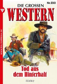 Cover Die großen Western 230