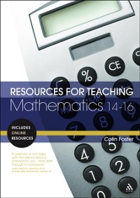 Cover Resources for Teaching Mathematics: 14-16