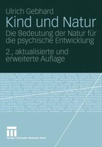 Cover Kind und Natur