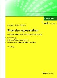 Cover Finanzierung verstehen