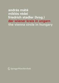 Cover Der Wiener Kreis in Ungarn
