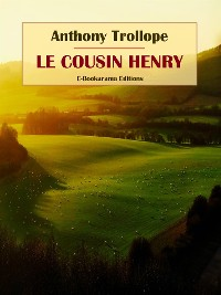 Cover Le cousin Henry