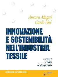 Cover Innovazione e sostenibilità nell'industria tessile