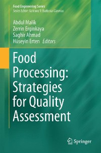 Cover Food Processing: Strategies for Quality Assessment