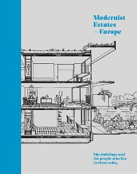 Cover Modernist Estates - Europe