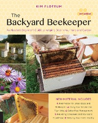 Cover The Backyard Beekeeper, 4th Edition
