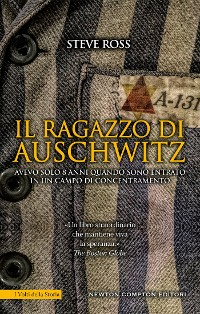 Cover Il ragazzo di Auschwitz