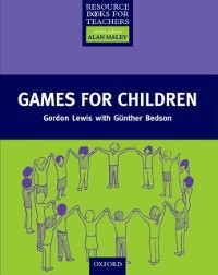 Cover Games for Children - Primary Resource Books for Teachers
