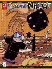Cover Suore Ninja n° 4 - Una storia senza fagiani