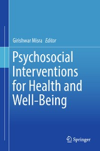 Cover Psychosocial Interventions for Health and Well-Being