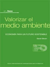 Cover Valorizar el medio ambiente