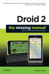 Cover Droid 2: The Missing Manual