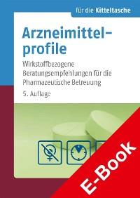 Cover Arzneimittelprofile für die Kitteltasche