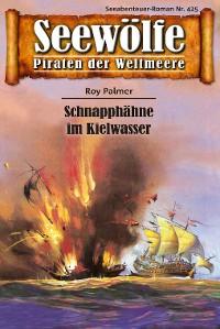 Cover Seewölfe - Piraten der Weltmeere 425