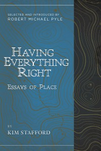 Cover Having Everything Right